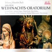 Виниловая пластинка Johann Sebastian Bach